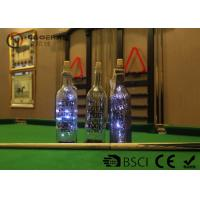 Quality Fashionable Wine Bottle Led Lights , Wine Bottle Lights Battery Operated wholesale
