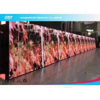 China IP65 Fixed Advertising LED Display Screen / Waterproof Ads Led Signs on sale