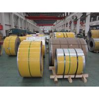 Quality 2B BA Hairline SB Finished, Hot / Cold Rolled 420 / 309S / 321/ 310 Stainless Steel Coil wholesale