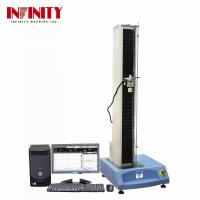 Buy cheap 5KN Electronic Universal Testing Machine Textile Testing Instrument High from wholesalers