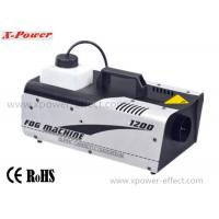 Quality Commercial 1200w Fog Machine , Dj Smoke Machine Ce/Rohs Approved  X-05 wholesale