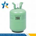 Quality R290 OEM Purity 99% HC Refrigerants Gas temperature sensing medium replacement for R22 wholesale