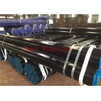 Quality Longitudinally Electric Weld Steel Incoloy Pipe 530-1220mm Diameter Grade K60 wholesale