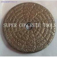 Quality Vacuum Brazed Diamond Floor Grinding Pads wholesale