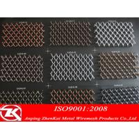 Quality office&home finenss decorative wire mesh curtain aluminium material 4-8mm wire diameter or diameter wholesale