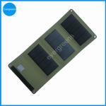 Quality 5W folding mono solar charger wholesale