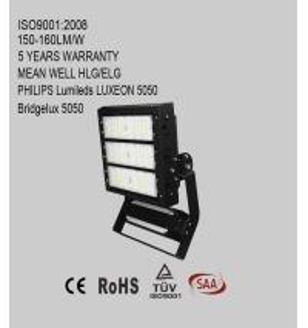 Quality High power modular design 300W-1000W LED flood light with 120-160lm/W wholesale