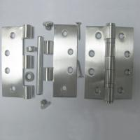 Quality 433 stainless steel 304 grade Commercial ball bearing butt door hinges wholesale