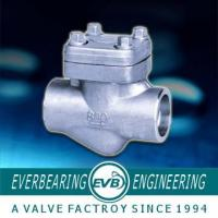 Quality Cast Iron Check Valve , Lift Type / Ball Type Angle Valve wholesale