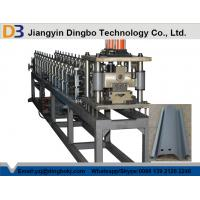 Quality Steel Garage Shutter Door Frame Roll Forming Machine Passed CE And ISO wholesale