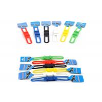 Quality Multifuction Colorful Flexible Silicone Elastic Bicycle Tie Strap ,Bike Silicone Band , Bike Strap wholesale