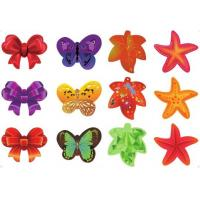 Buy cheap Luxury Fashion Hair Velcro Pad For Womens / Girls / Baby Velcro Hair Clips product