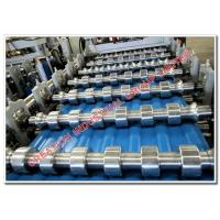 Quality Customized Cold Metal Roll Forming Machine for Roofing Sheet, Roof Tile, CZ Purlin, Floor Deck wholesale