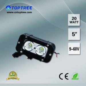 "Quality 20W 5"" CREE LED LIGHT BARS IP68 wholesale"