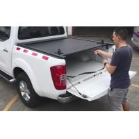 China Truck Roller Shutter Folding Tonneau Pick up Truck Bed Cover Truck Roller Cover Retrax Retractable Tonneau Cover for sale