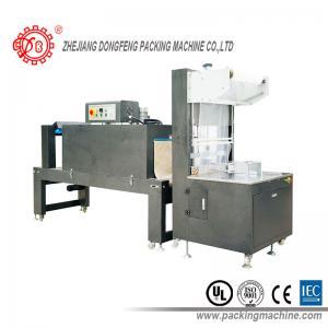 China Semi Automatic Shrink Packaging Machine , Film Stretch Wrap Machines 50 / 60Hz on sale