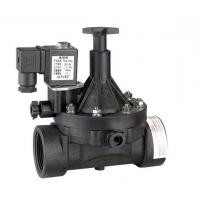 "Quality Normally Open NO Latching Solenoid Valve 3/4""Plastic For Irrigation System wholesale"