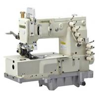Quality 3-Needle Flat-bed Double Chain Stitch Machine for lap seaming FX1503P wholesale