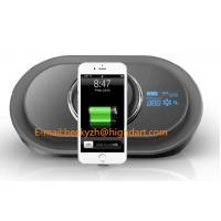 Car LED air purifier with multi wirelss cell phone charging