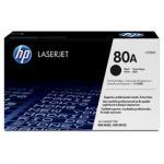 Quality Cartucho de tóner negro HP 80A LaserJet cartucho de tóner original (CF280A) wholesale