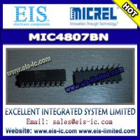 Quality MIC4807BN - MICREL - 80V 8-Channel Addressable Low-Side Driver - Email: sales009@eis-ic.co wholesale
