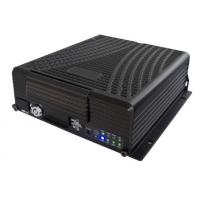 Buy cheap Vehicle Security System 8 Channel HDD Mobile DVR with Wifi Function from wholesalers
