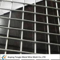 China Stainless Steel Welded Wire Mesh|T304/316L Square 1/4 Hole from China Anping on sale