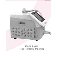 Quality 808nm 1064nm 755nm Diode Laser Hair Removal Painless With 8.4 Inch Touch Display wholesale
