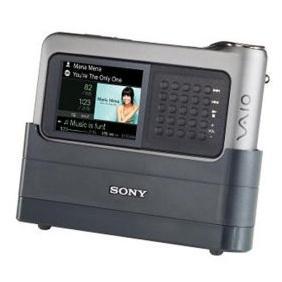 Quality Sony VGFAP1L 40 GB VAIO Pocket Digital Music Play wholesale
