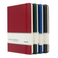 China Moleskine PU Custom Notebook Printing With Elastic Closure A5 Size on sale