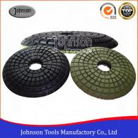 Quality Diamond Polishing Tools 75mm Diamond Convex Polishing Pad For Polishing Stone wholesale