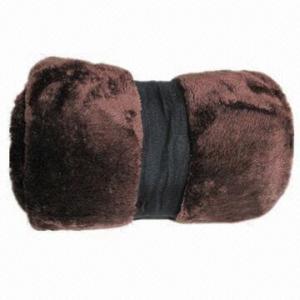 Quality New microfiber flannel-snow feel blanket wholesale