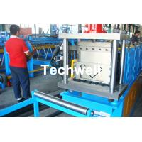 Quality Solar Support Structure Roll Forming Equipment , 1.2 - 1.6 mm Thick Roll Former Machine wholesale