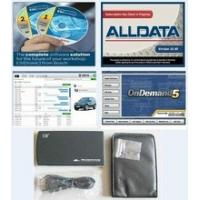 Quality Alldata Version 10.40 Mitchell V2010 Car Diagnostic Software With 500gb Hdd wholesale
