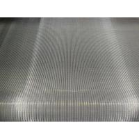 Buy cheap SS304 316 316L 220 Micron Stainless Steel Woven Wire Mesh Square / Rectangular from wholesalers