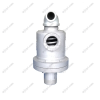 Quality 1'' BSP thread connection high temperature steam rotary joint for corrugated box industry wholesale