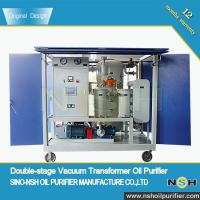 Quality NSH 25-Years Professional Oil Purification System manufacturer, transformer oil purifier,High Vacuum Oil Purify wholesale