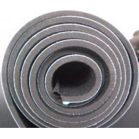 China Closed cell rubber foam single side adhesive material neoprene sheet on sale