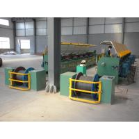 Quality High / Low Carbon Automatic Wire Payoff Machinery For Raw Materials Low Noise wholesale