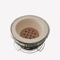 China Ceramic Charcoal Barbecue Grill on sale
