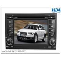 Quality China Supplier Two DIN Car DVD Player for AUDI A4 with GPS/BT/IPOD/SD/CD/RSD wholesale