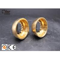 Quality Golden Color Stainless Steel Excavator Hydraulic Parts YNF01175 Glueball wholesale