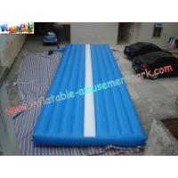 Quality Inflatable Sports Game Air Tumble Track, Professional Gym Tumble Track For Tumbling Sports wholesale