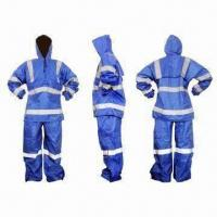 Quality Reflecting raincoat/uniform/rain set, waterproof wholesale