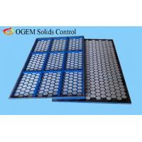Quality solid control system petroleum equipment shale shaker screen / Frame screen wholesale