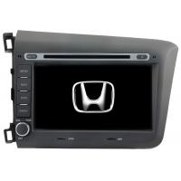 Quality Honda  CIVIC 2012 Android 9.0 Car Stereo Multimedia DVD GPS Player support WiFi Carplay Mirrorlink HOC-8201GDA wholesale