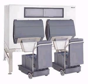 China Fast Food Restaurant Equipment Ice Machines on sale