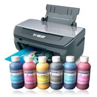 China Pigment Ink, water based ink,printer ink for Epson R270/R390, B300/B500 on sale