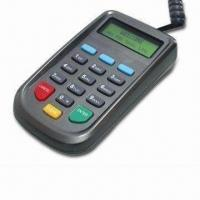 Quality Small, Reliable and Secure PIN Pad, Meeting with the Strict PCI PED V2.1 wholesale