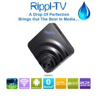 Quality Android Full HD TV Box 100% Original Rippl-TV Android 4.4 Android TV Box Internet TV Set Top box wholesale